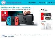 maxi-console.com : tous sur les consoles ....